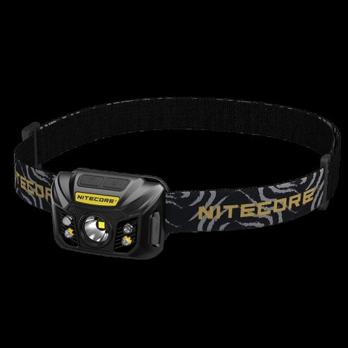 ΦΑΚΟΣ LED NITECORE HEADLAMP NU32, Black,550lumens.