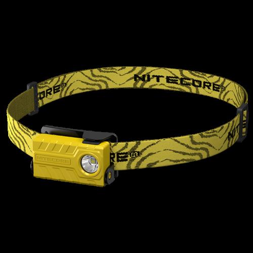 ΦΑΚΟΣ LED NITECORE HEADLAMP NU20, Yellow.
