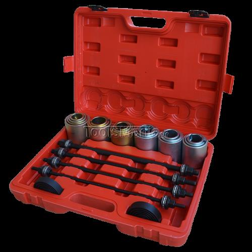 Σετ με εργαλεία συνεμπλόκ & ρουλεμάν γενικής χρήσης 26 τεμαχίων.
