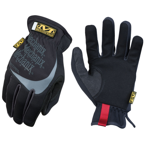 ΓΑΝΤΙΑ MECHANIX, Fastfit, black, Size XL.