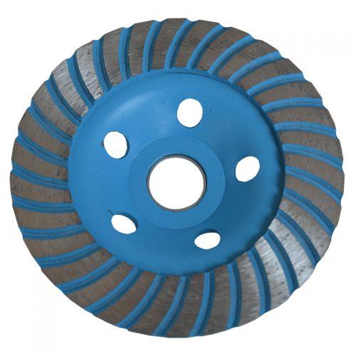 Διαμαντόδισκος λείανσης δομικών υλικών 115mm.