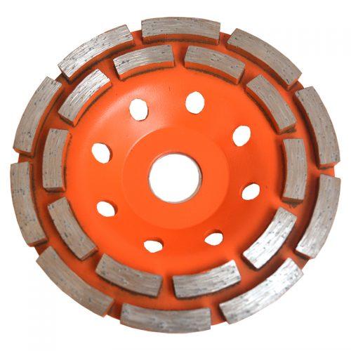 Διαμαντόδισκος λείανσης δομικών υλικών 125mm.
