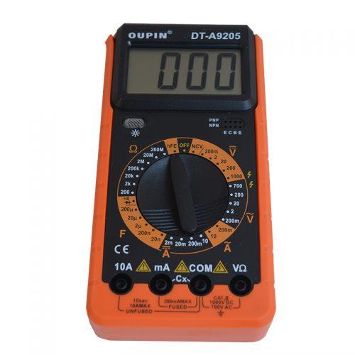 Ψηφιακό πολύμετρο DT-A9205.
