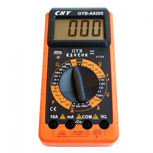 Ψηφιακό πολύμετρο GYB-A9205.