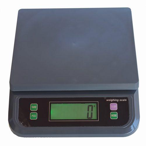 Ηλεκτρονική ψηφιακή ζυγαριά ακριβείας 30kg.