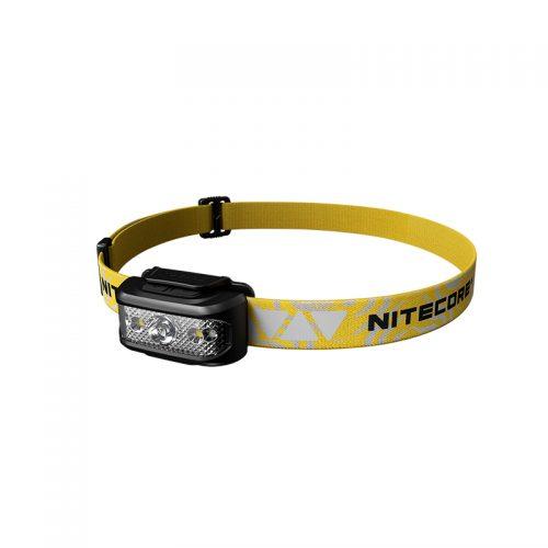 ΦΑΚΟΣ LED NITECORE HEADLAMP NU17, Black.